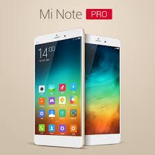 Xiaomi mi note Pro จอ 5.7 นิ้ว RAM 4 / 64GB
