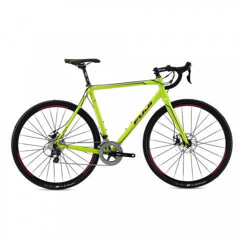 Fuji Cross 1.5 Disc Road Bike 2016