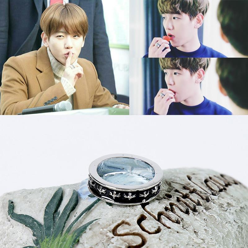 แหวน EXO BAEKHYUN
