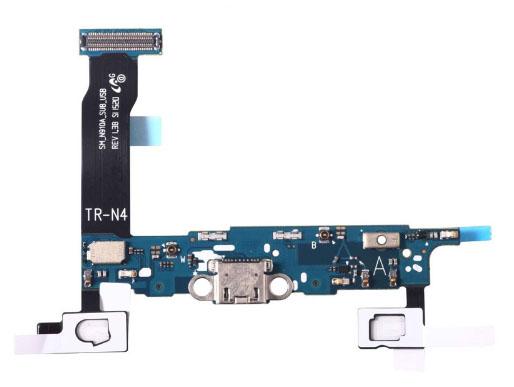 เปลี่ยนชุดแพชาร์จ Samsung Note 4 แก้ชาร์จไม่เข้า ไมค์เสีย usb port เสีย