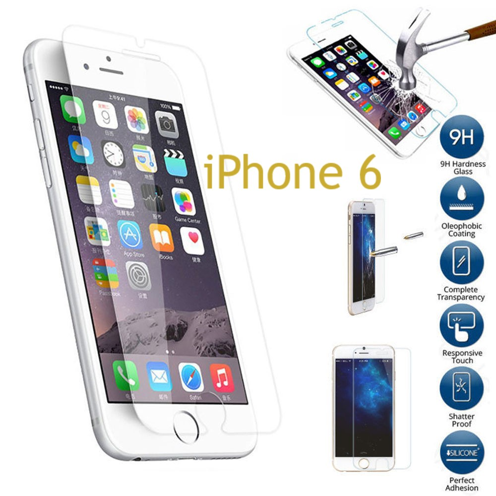 ฟิล์มกระจก Iphone 6 / 6s