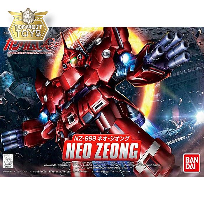 SD BB 392 Neo Zeong
