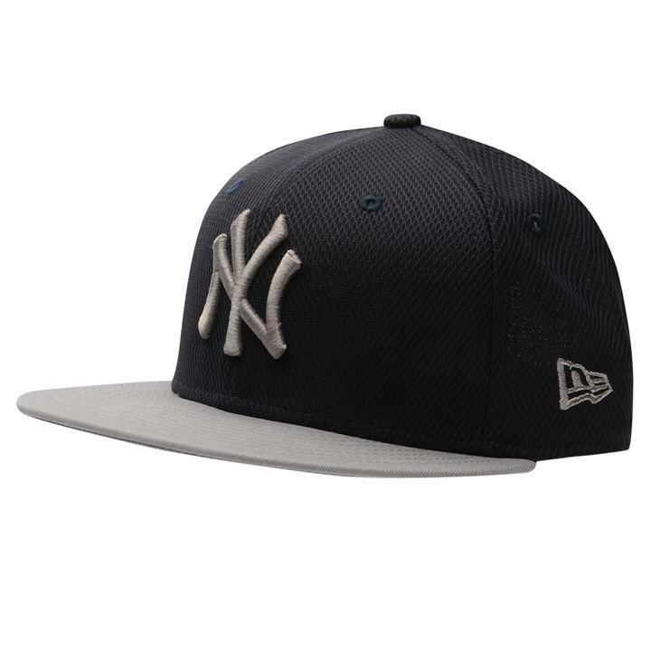 หมวก Diamond 950 Baseball Cap by New Era Colour NY Navy/Grey