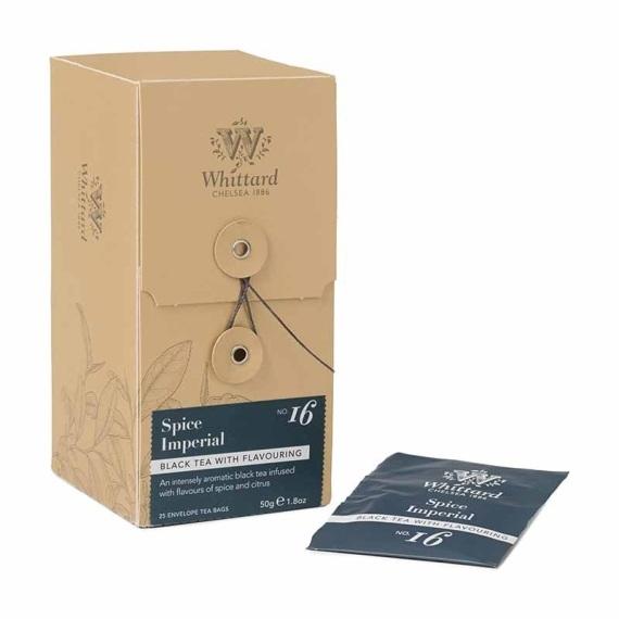 WTB16-Spice Imperial- 25 tea bags/กล่อง