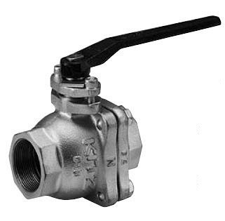 BALL VALVES AND Y-STAINER 10FCT 10K 1 1/2''
