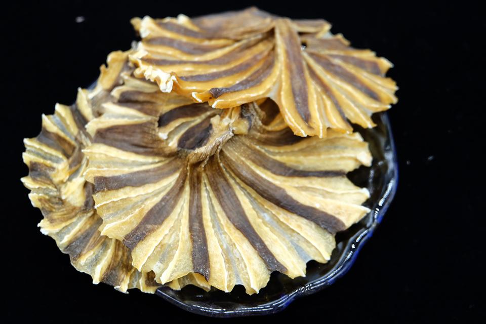 อาหารทะเลแห้ง ปลาวง 1.5ขีด (ประมาณ8-9ตัว)