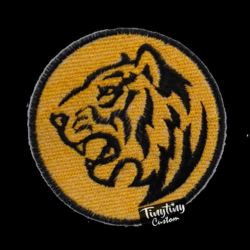 Custom Cool Tiger