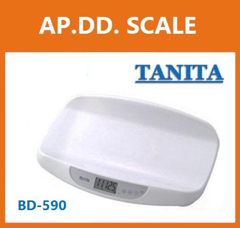 ตาชั่งน้ำหนักคน20kg เครื่องชั่งบุคคลดิจิตอล20กิโลกรัม เครื่องชั่งเด็กทารกดิจิตอล20kg เครื่องชั่งน้ำหนักเด็กอ่อนดิจิตอล20kg ละเอียด10g TANITA รุ่น BD-590