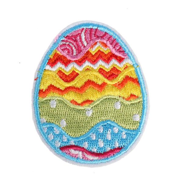 M0049 Easter Egg 6.5x5cm