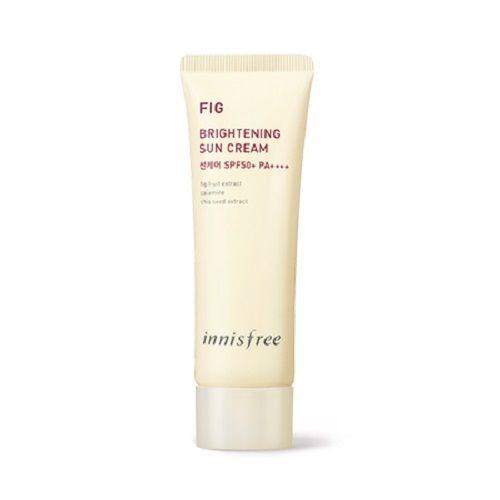 Innisfree Fig Brightening Sun Cream SPF50+ PA++++