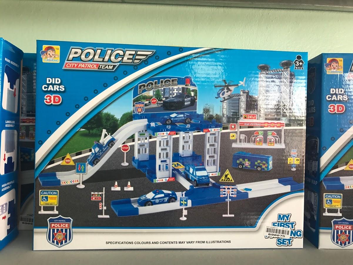 ชุดลานจอดตำรวจ