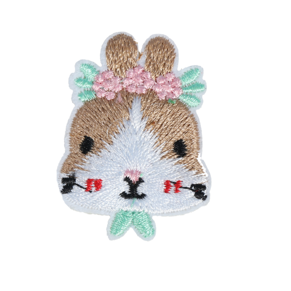 M0119 Mini Rabbit Cute 3.3x4.3cm