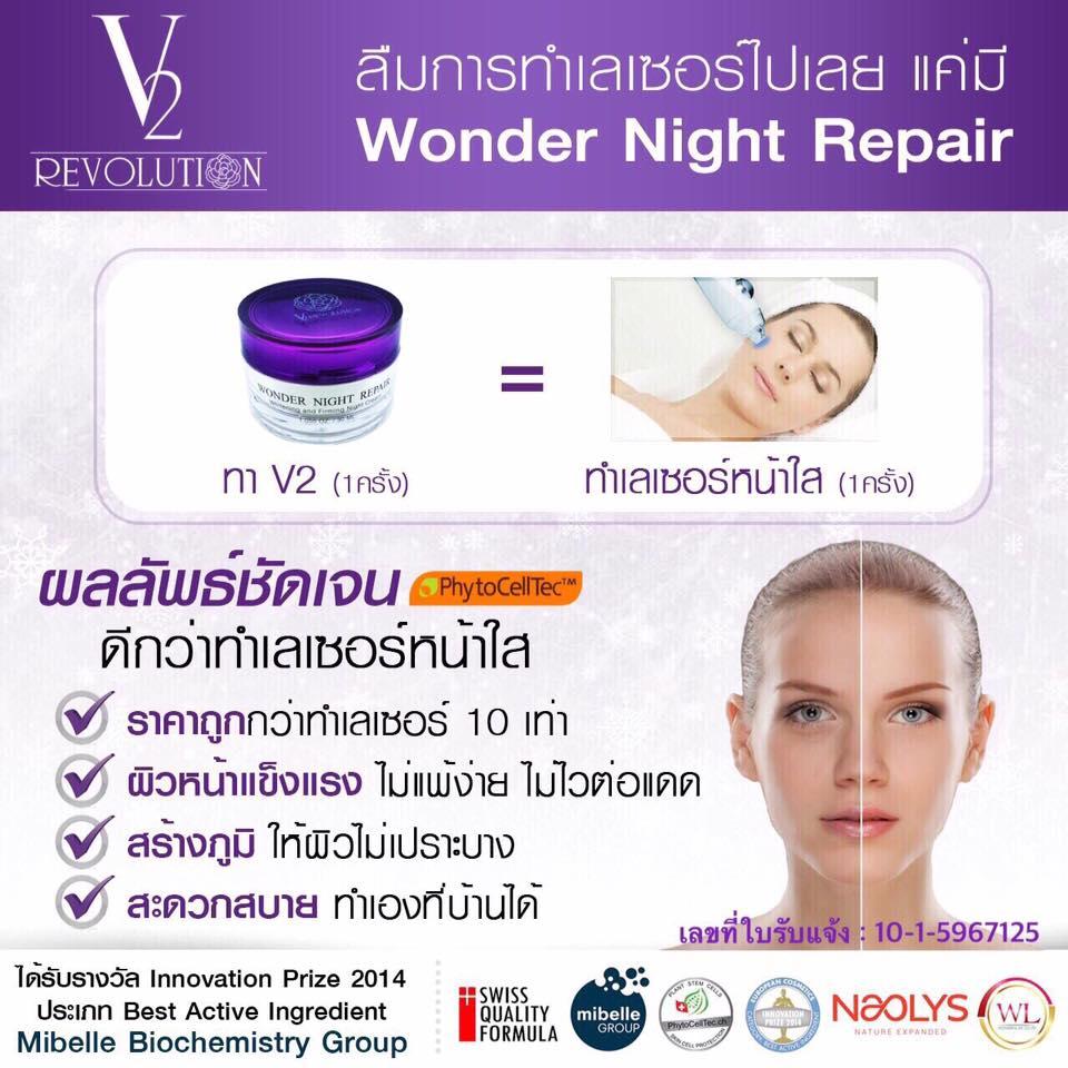 wonder night repair