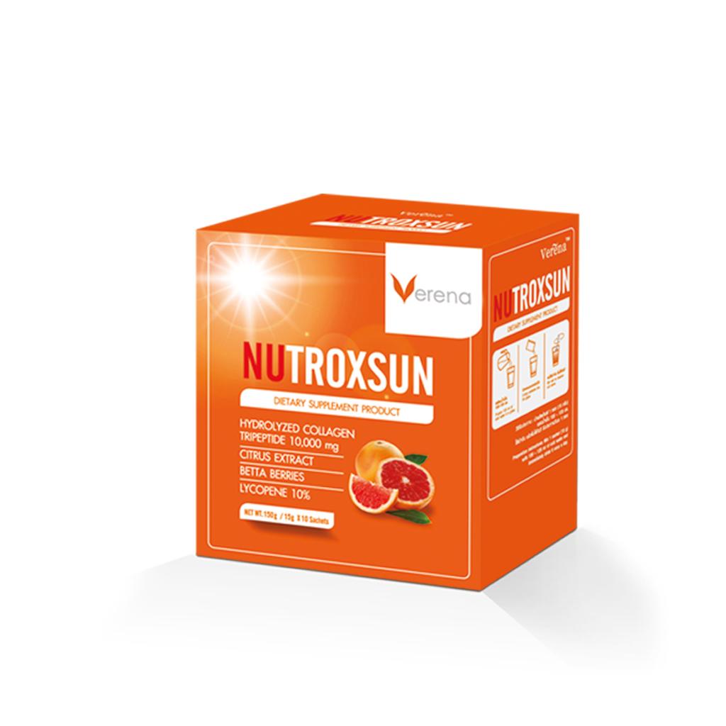 NUTROXSUN นูทรอกซ์ซัน 1 กล่อง