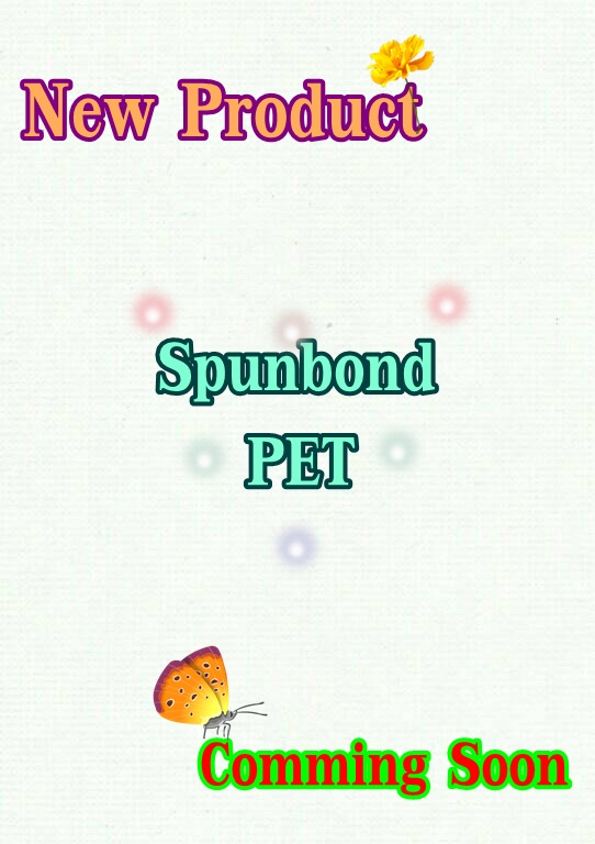 Spunbond PET Fabric