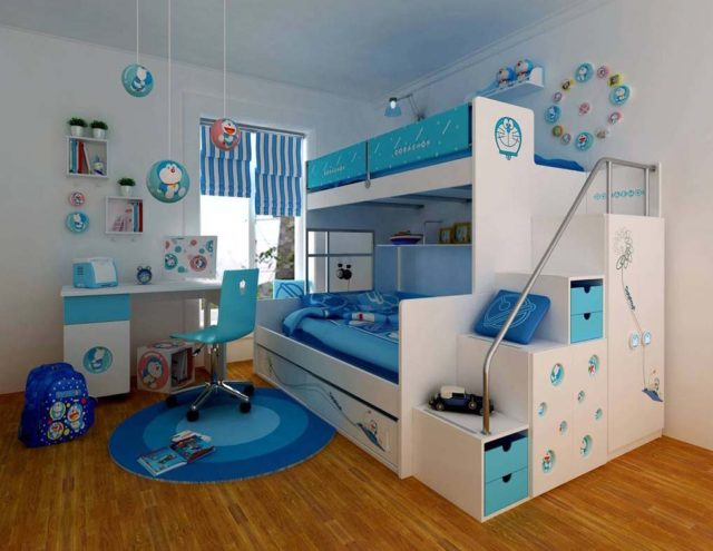 ห้องนอนเด็ก 6