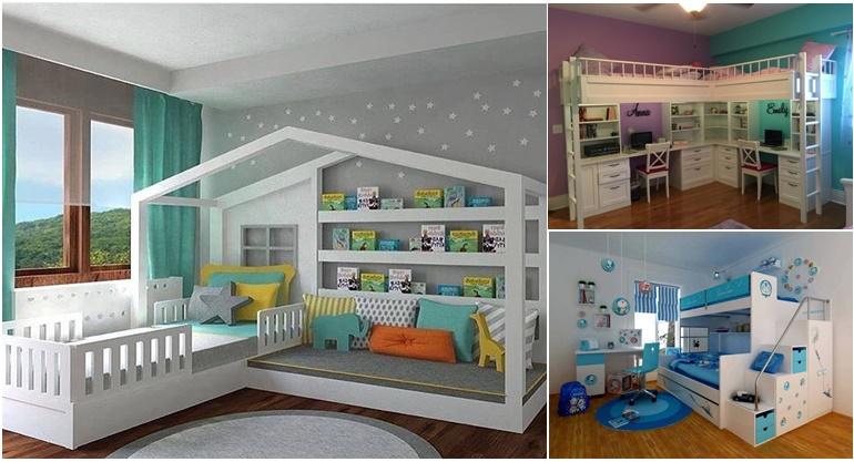 ห้องนอนเด็ก 1