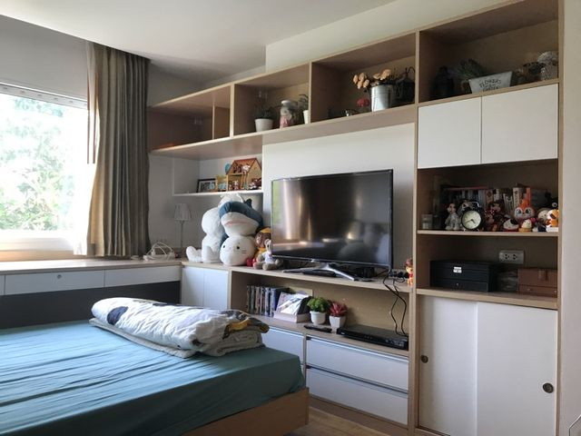 ขายด่วน!!คอนโด เรสซิเดนซ์ 52 ( Residence Sukhumvit 52 )ใกล้ BTS อ่อนนุช ตกแต่งสวยพร้อมเฟอร์นิเจอร์ Built-in พร้อมเข้าอยู่