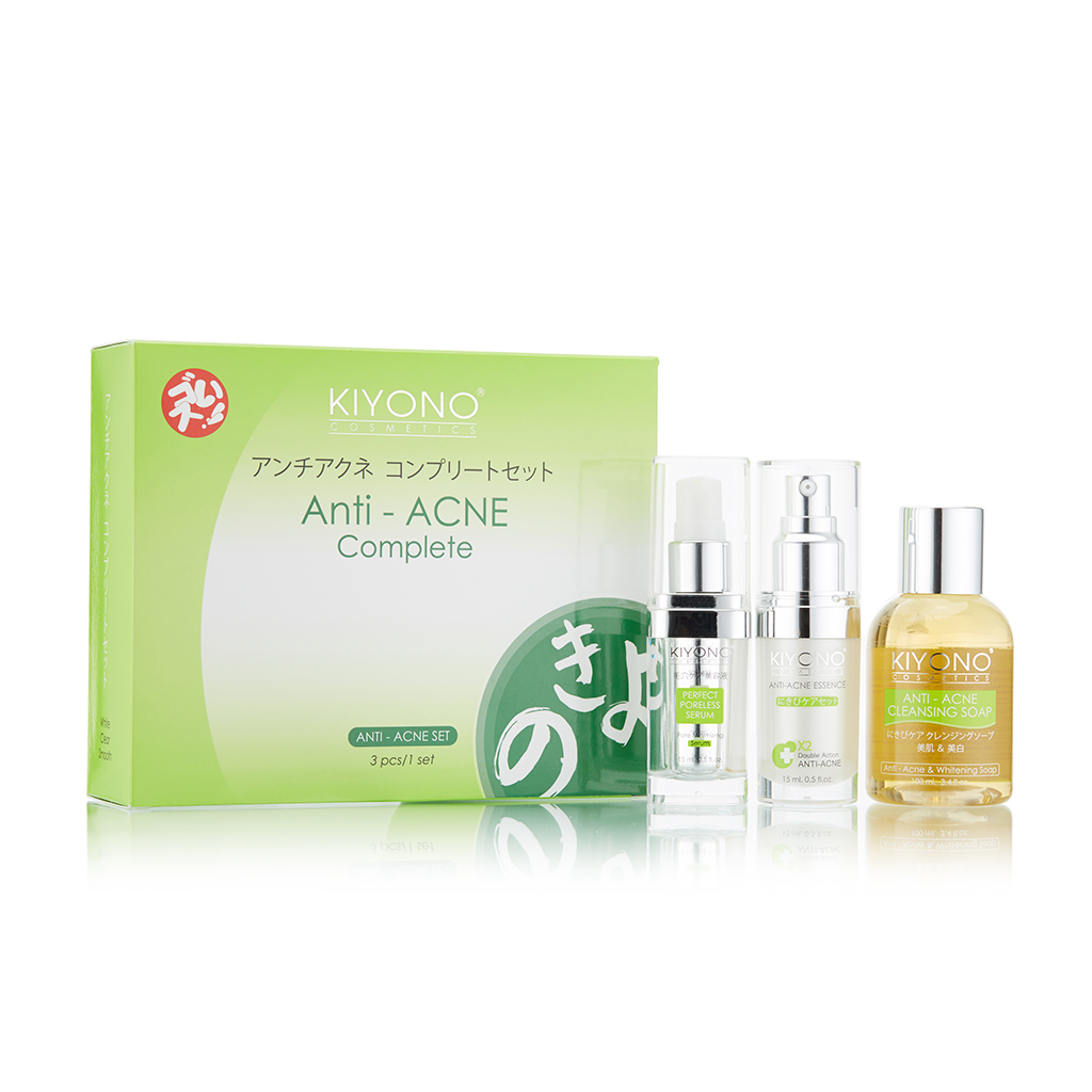 kiyono anti-acne complete