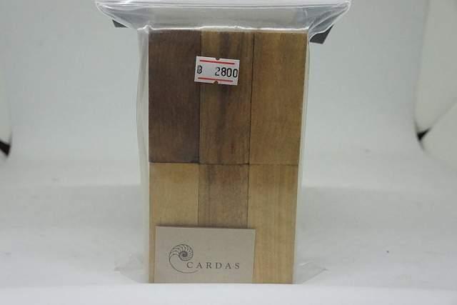Cardas ไม้ก้อนใหญ่