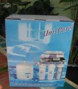 เครื่องกรองน้ำ 5 ขั้นตอน Uni Pure Blue