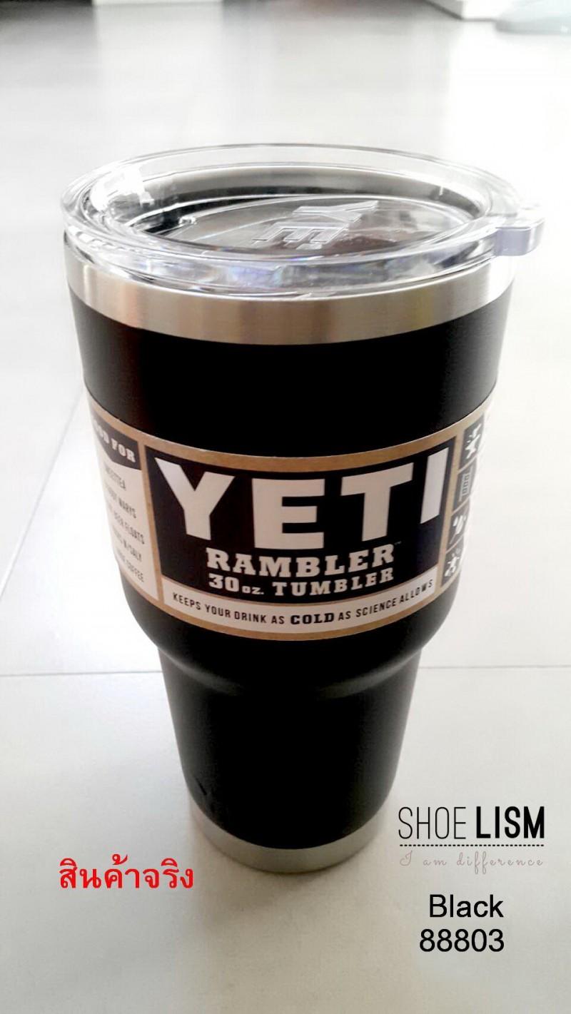 แก้ว YETI Rambler เนื้อสแตนเลสแท้
