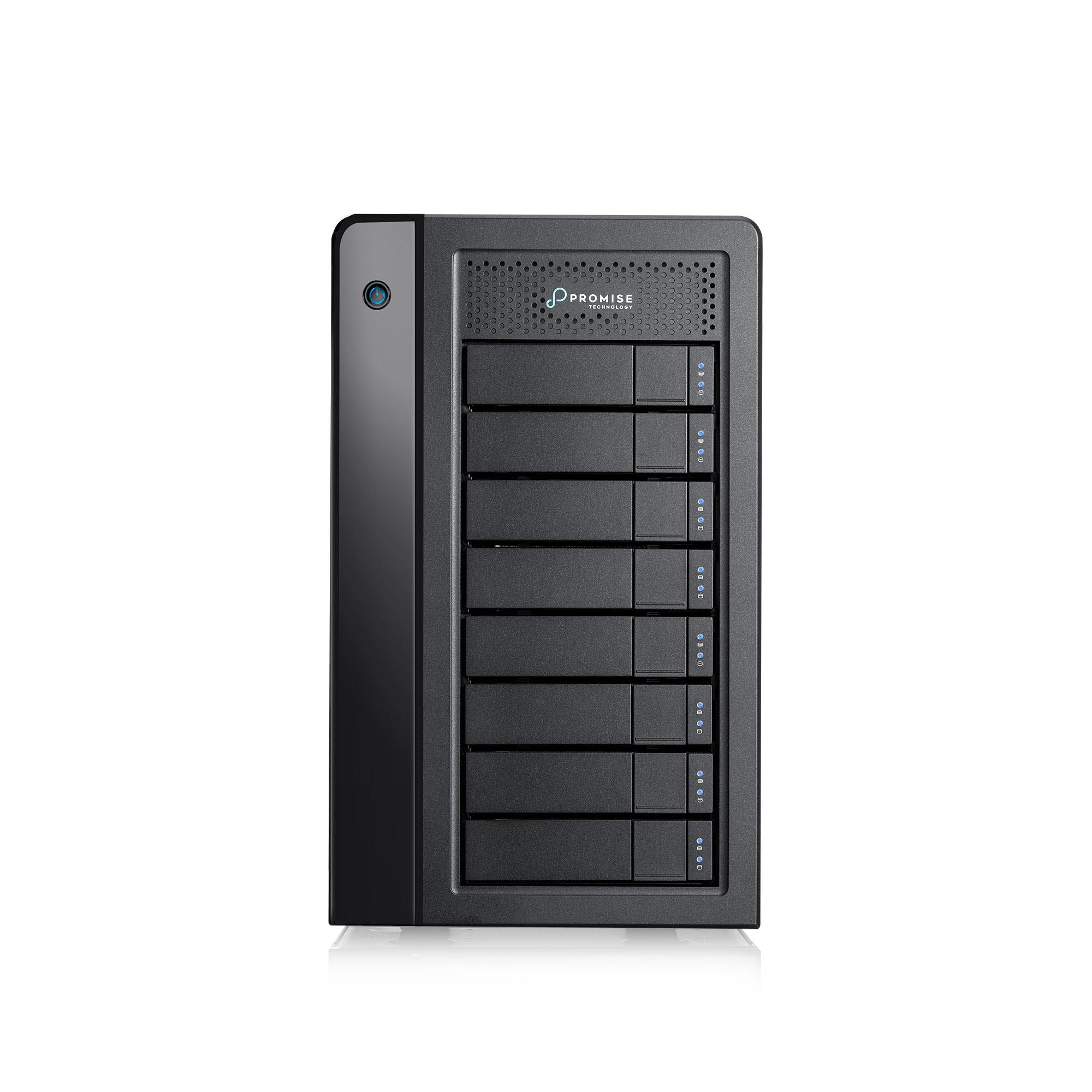 Pegasus 3 R8 48TB (8 x 6TB) Thunderbolt 3 RAID