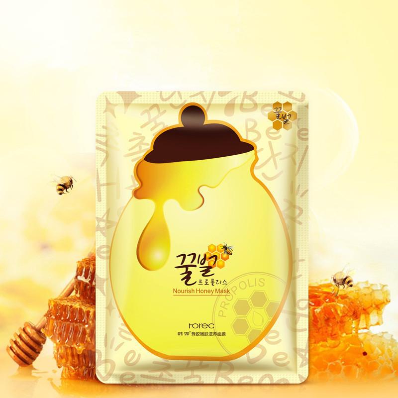มาร์กหน้า น้ำผึ้งเกาหลี