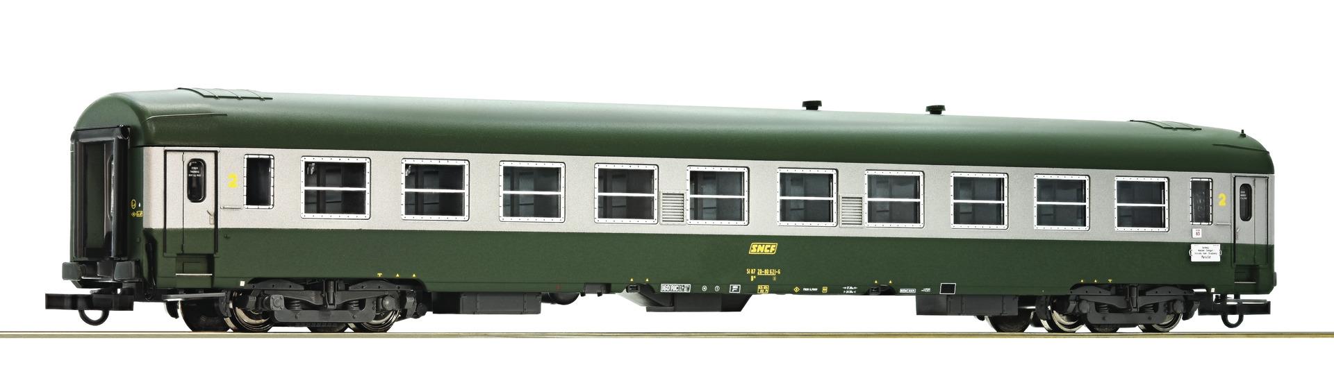 Roco74353 passenger car cl2 SNCF