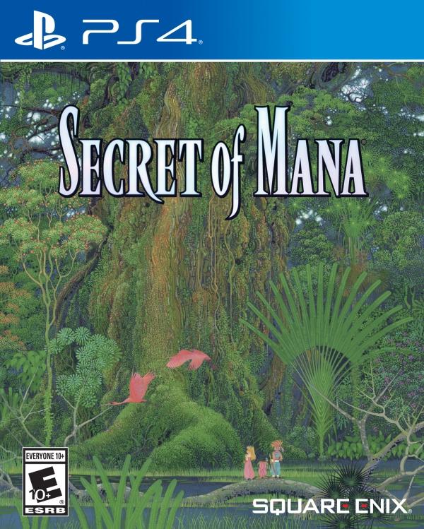 SECRET OF MANA (R3)(EN,TH) แถมผ้าเช็ดตัวลาย SECRET OF MANA