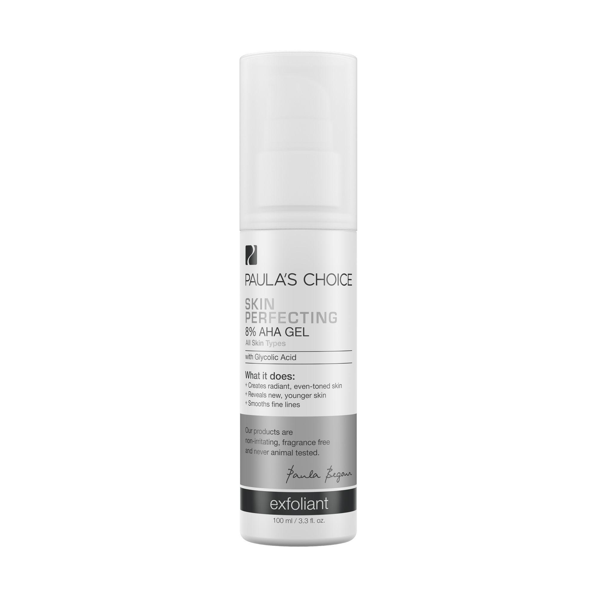 [ลด 20%] Paula's Choice : Skin Perfecting 8% AHA Gel Exfoliant 100ml