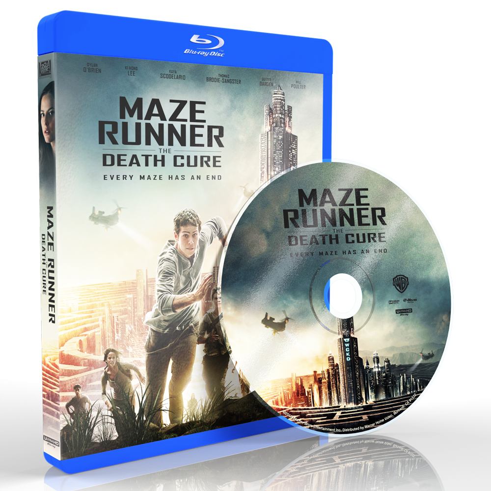 U1803 - Maze Runner (The Death Cure) (2018)