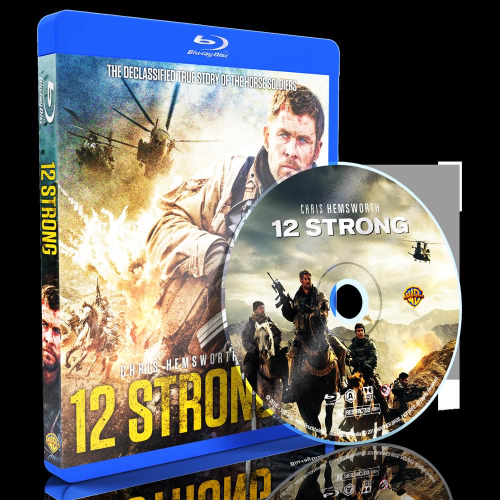 *U1801 - 12 Strong (2018)