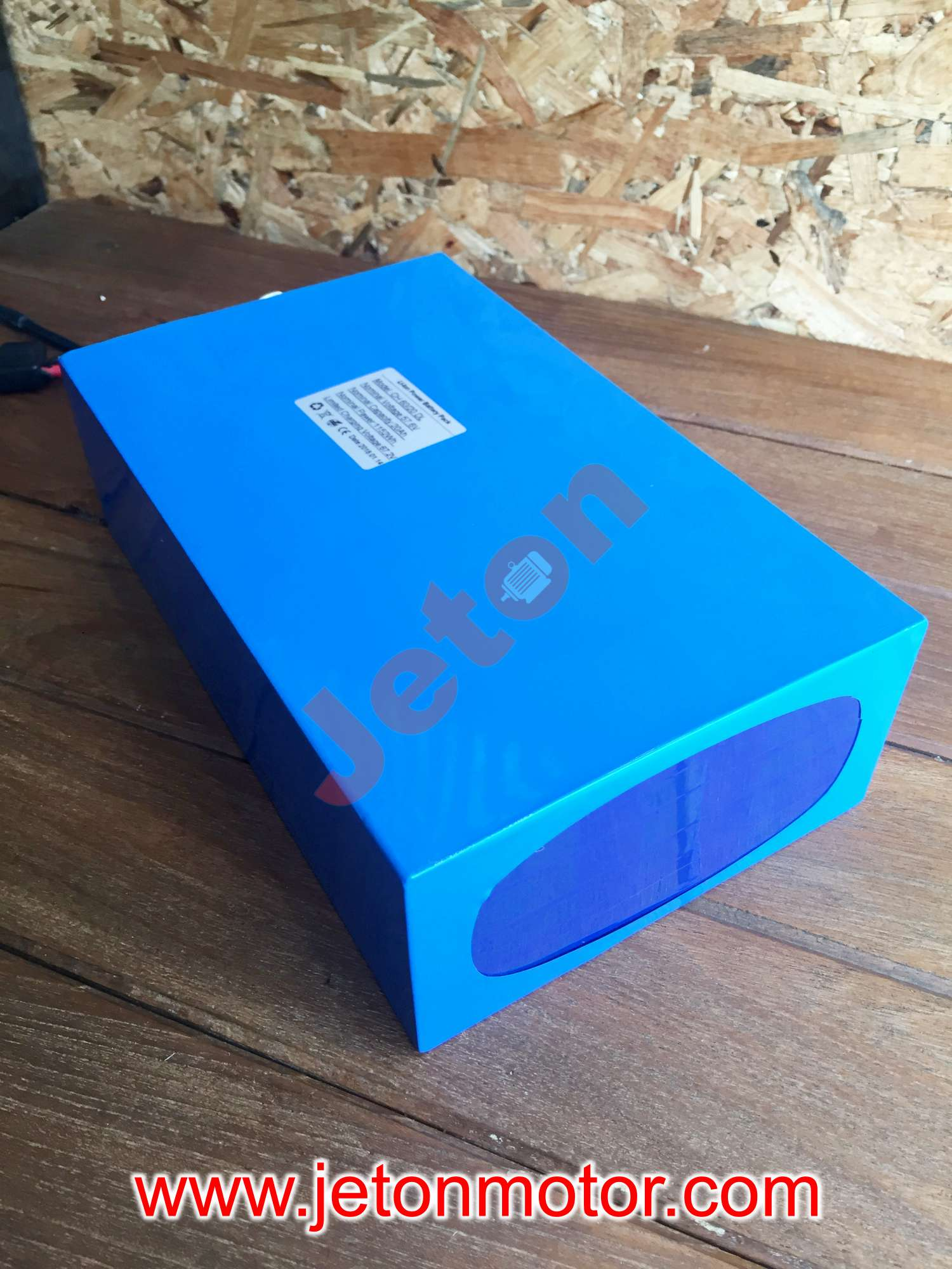 Battery 60V 20A (Lithium)