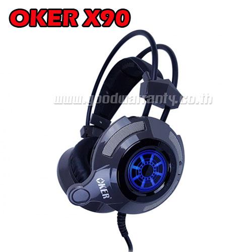 X90 OKER 7.1 Vibration Gaming Headset