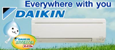 DAIKIN (INVERTER NEW SERIES)