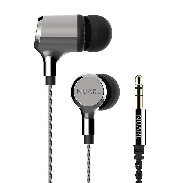 หูฟัง NUARL NX01A สีBlack