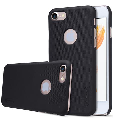 เคสไอโฟน7 พลัส ฝาหลัง nillkin Super Frosted Shield สีดำ