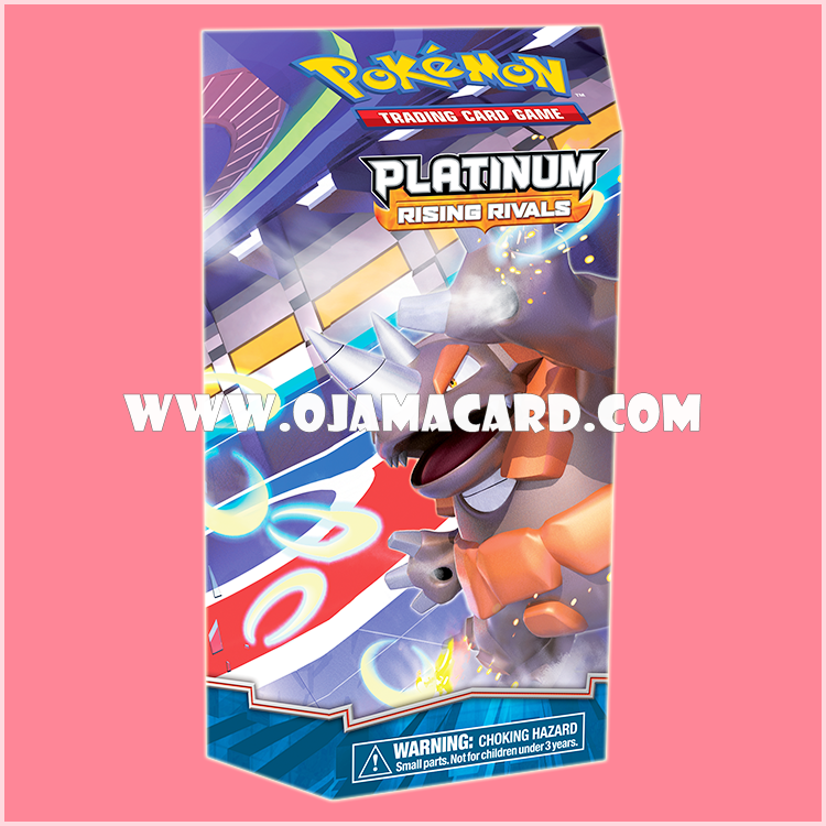 Pokémon TCG Platinum—Rising Rivals : Drill Point Theme Deck