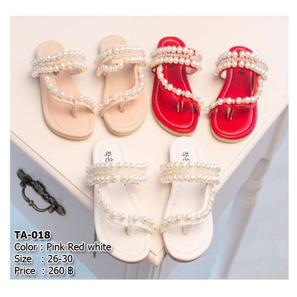 TA-018 รองเท้า (ไซส์ 26-30)