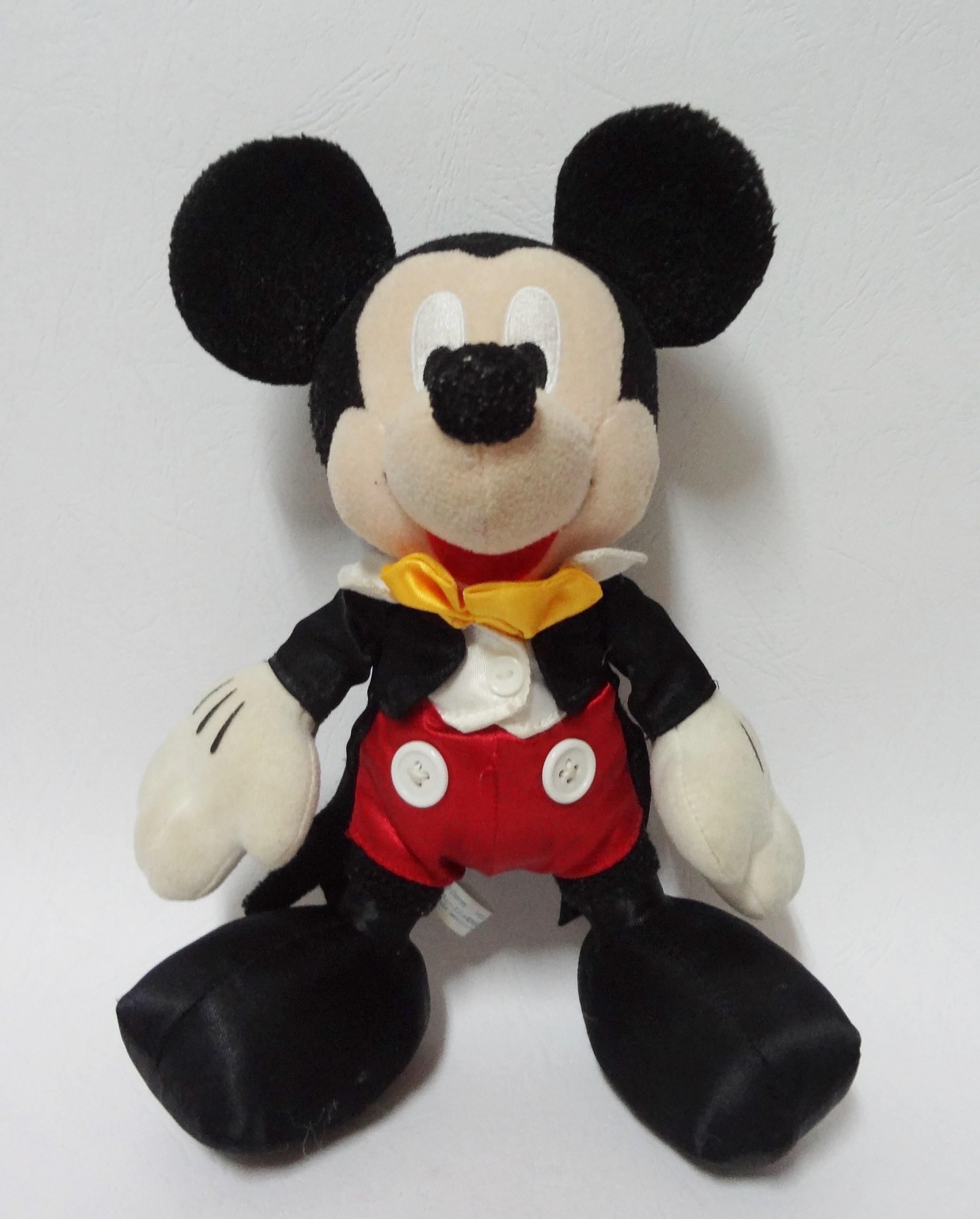 ตุ๊กตา Mickey Mouse-Fun&Fan Amuse-SEGA