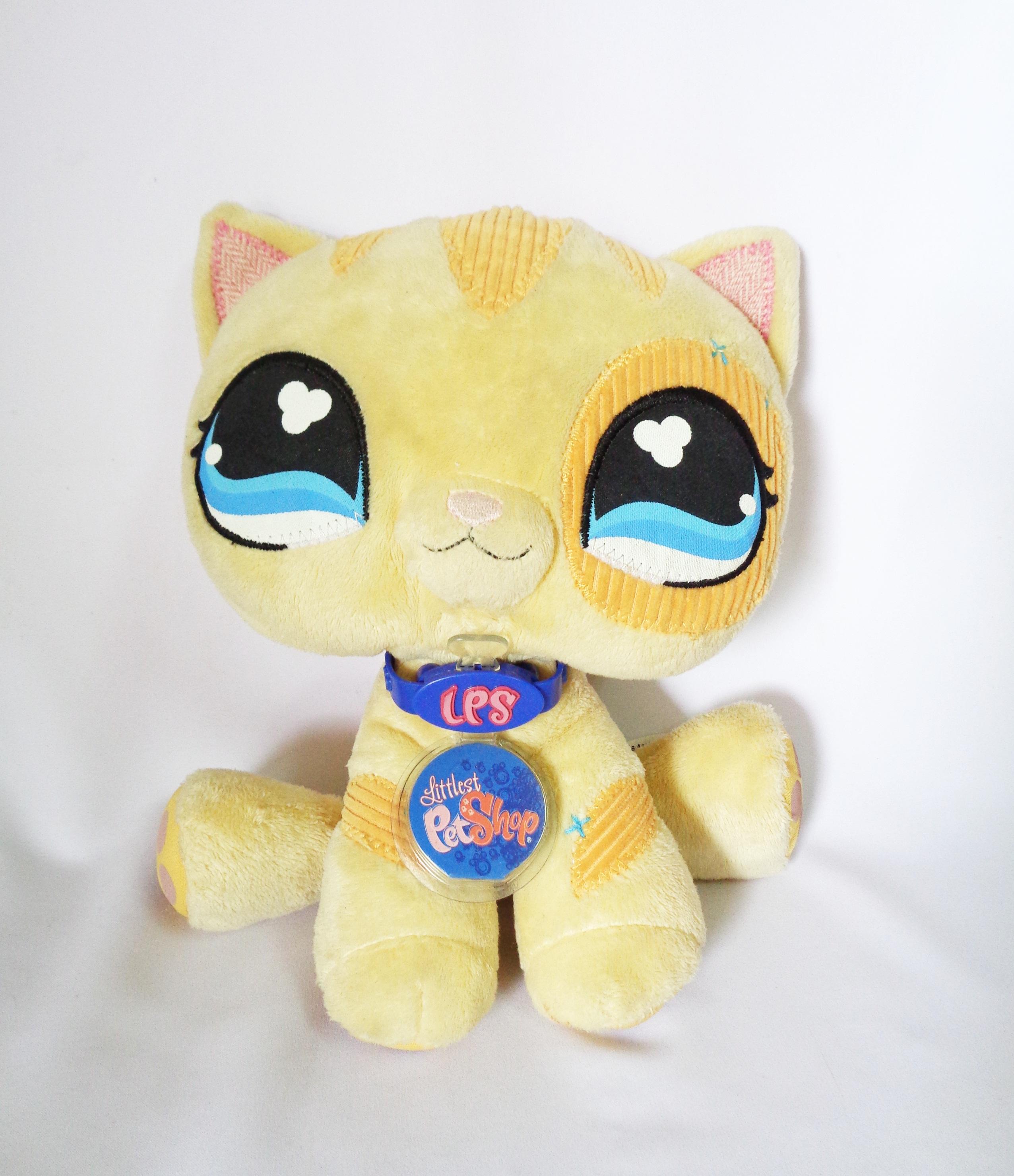 ตุ๊กตา Littlest Pet Shop - Kitty