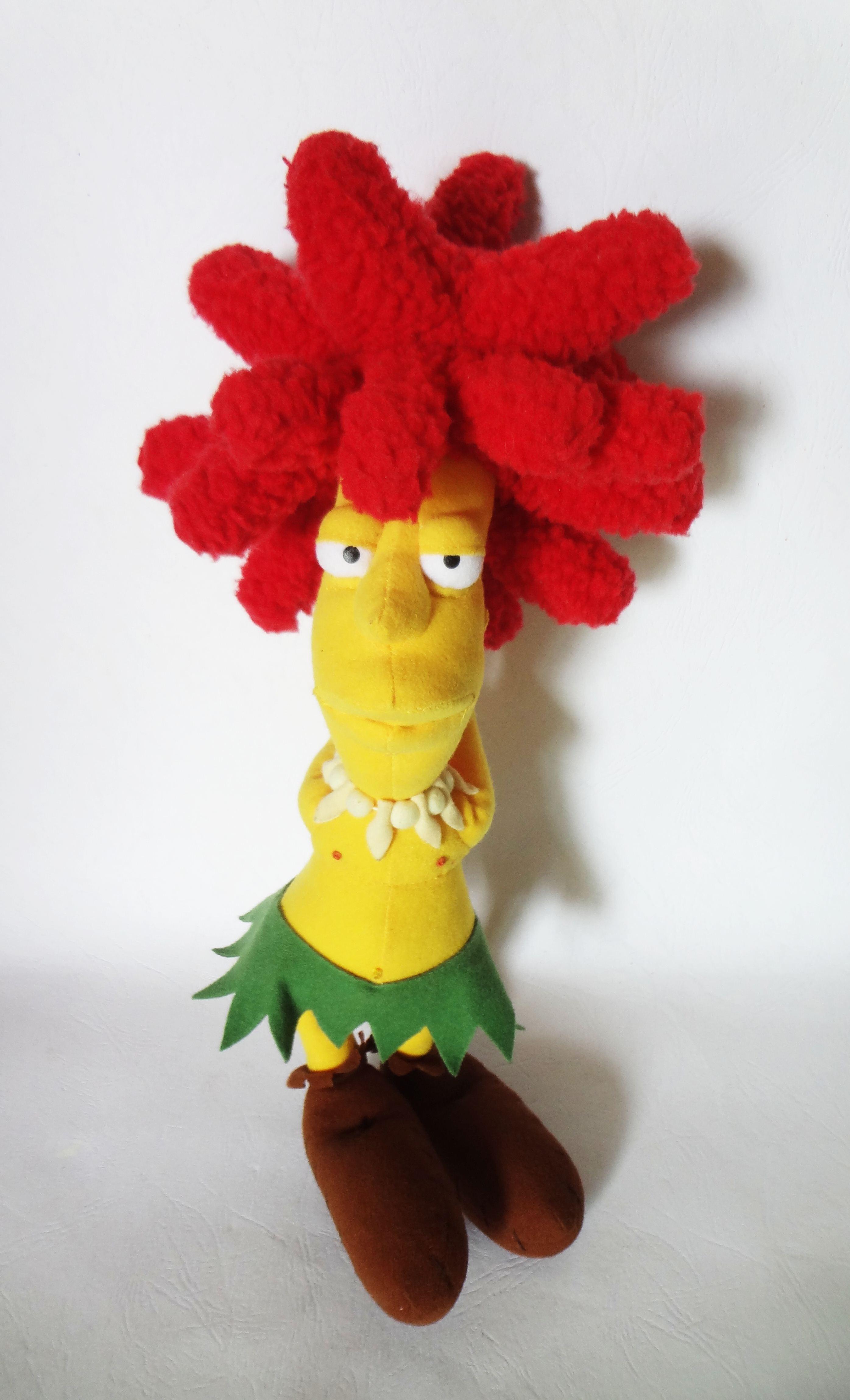 ตุ๊กตา Sideshow Bob จากเรื่อง The Simpsons