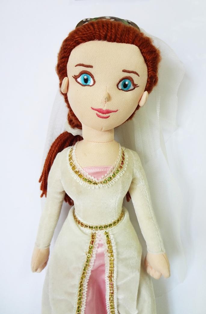 ตุ๊กตา Princess Fiona จากเรื่อง Shrek