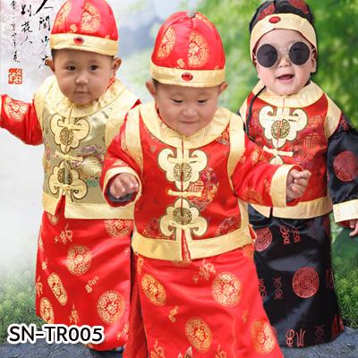 SN-YI011 เสื้อ + กางเกง + หมวก (L XL XXL)