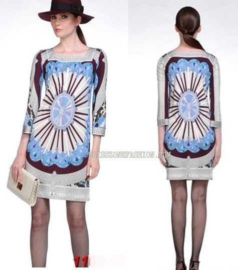 PUC38 Preorder / EMILIO PUCCI DRESS STYLE