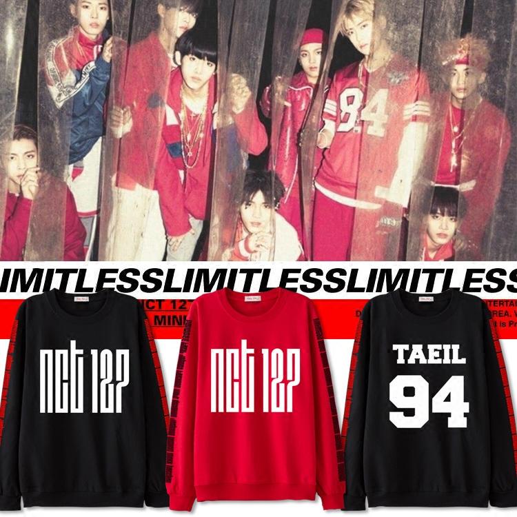เสื้อแขนยาว NCT127 LIMITLESS MEMBER -ระบุไซต์/สมาชิก-