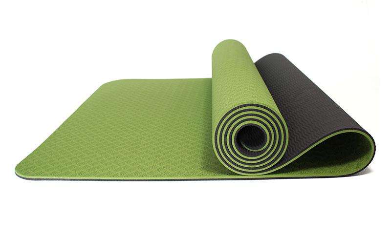 จำหน่ายเสื่อโยคะ TPE ( Premium Yoga Mat) (6MM) สำเนา