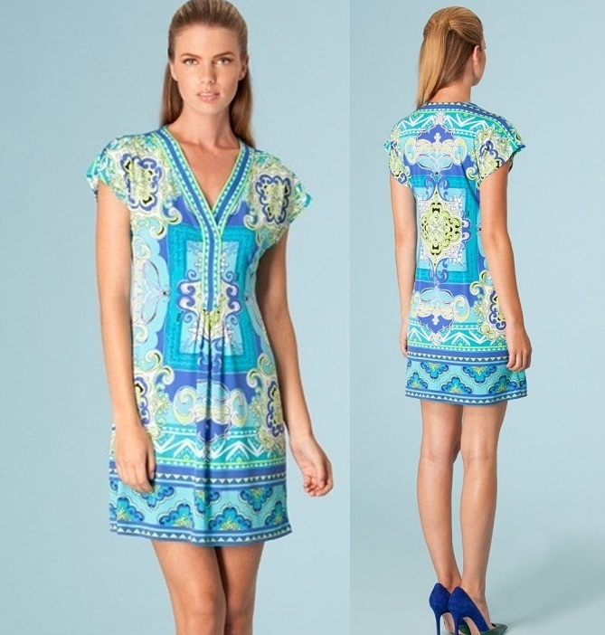 PUC82 Preorder / EMILIO PUCCI DRESS STYLE
