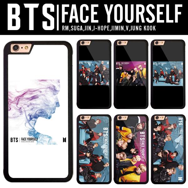 เคสโทรศัพท์ BTS FACE YOURSELF -ระบุรุ่น/หมายเลข-